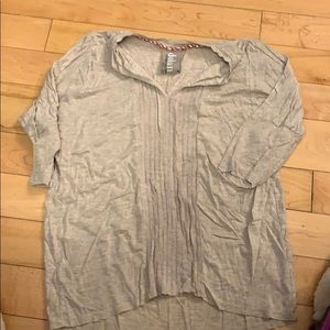 Dolan v neck shirt from Anthropologie